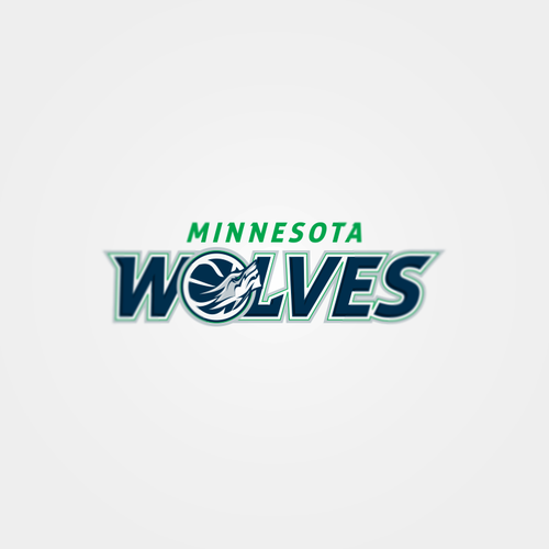 Community Contest: Design a new logo for the Minnesota Timberwolves! Design von Oz Loya