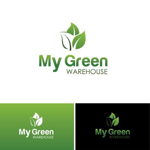 Erstellen Sie Ein Logo Fur Die Kuchenmarke Mygreenwarehouse Logo