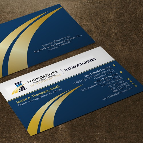 Experienced financial services firm looking for a professional runner up design by xclusive16 colourmoves