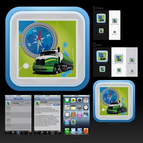 Runner-up design by BlupixelStudios