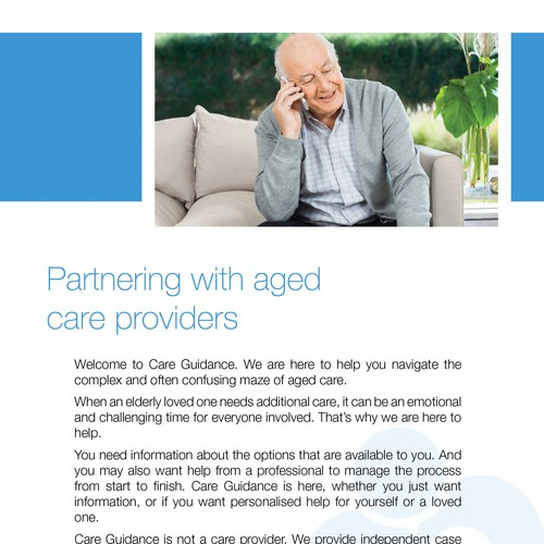 how to start aged care business