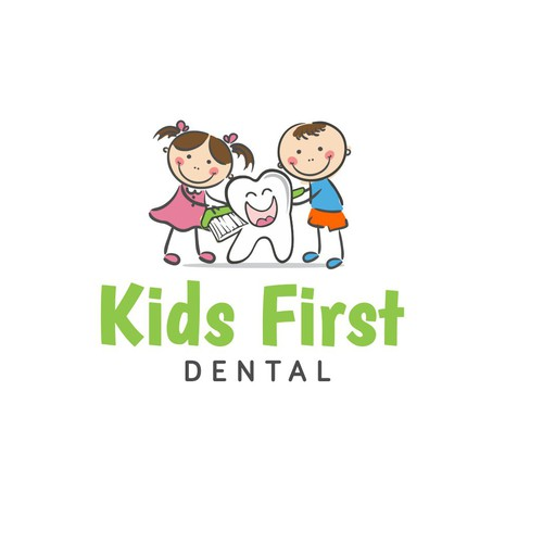 Brand our kids dental office with a fun distinctive logo that will make people want to see us! Design por meryofttheangels77
