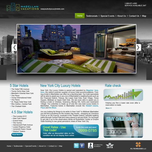 Diseño finalista de XCL TECHNOLOGIES