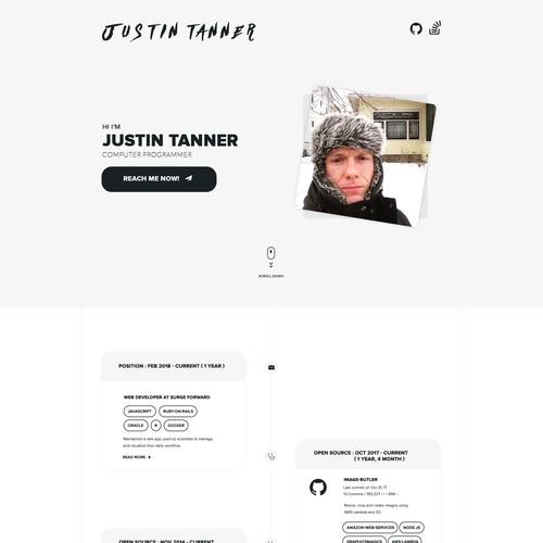 Runner-up design by JTrends14