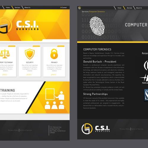 Design finalista por Silicium Studio