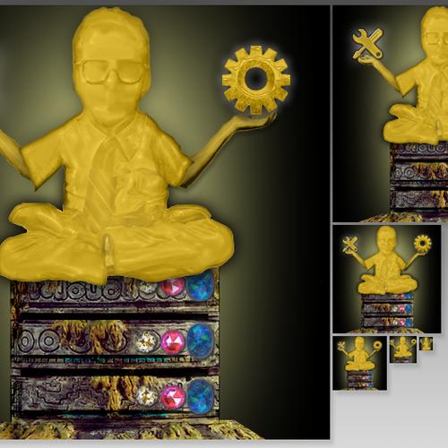 Design finalista por LivingAbsence