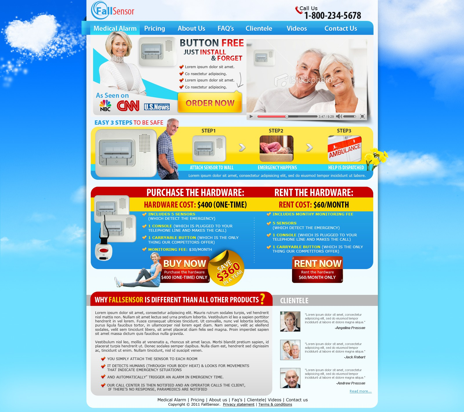 Web Page Design by maxpro