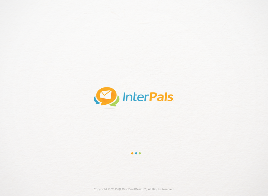 interpals log in