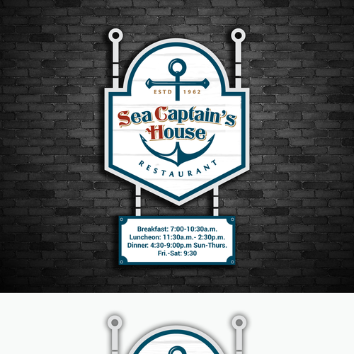 Sea Captain Restaurant Myrtle Beach South Carolina