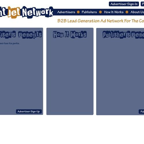 Webfinity Worksさんが制作した最終選考作品