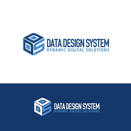 data design systems logo logo amp social media pack contest 87907