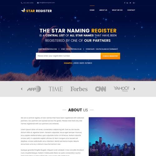 Zweitplatziertes Design von WebPlanex