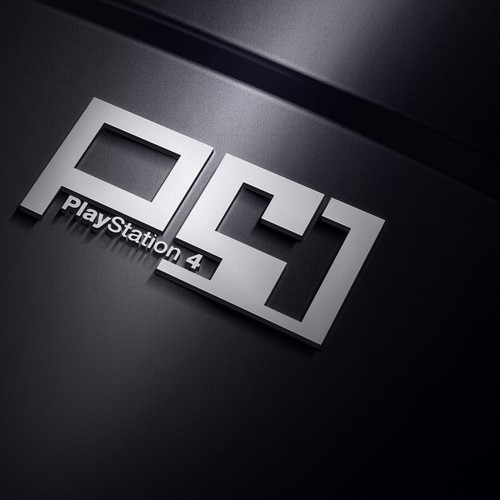 Community Contest: Create the logo for the PlayStation 4. Winner receives $500! Design by DORARPOL™