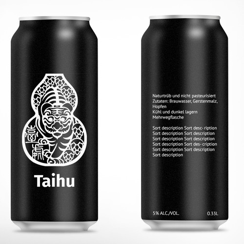 Create a beer can that can potentially be seen throughout Asia Design by Daniel_asdasd