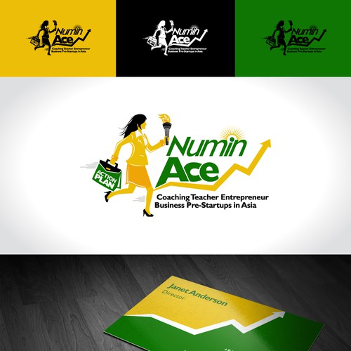 Runner-up design by Pro Creative