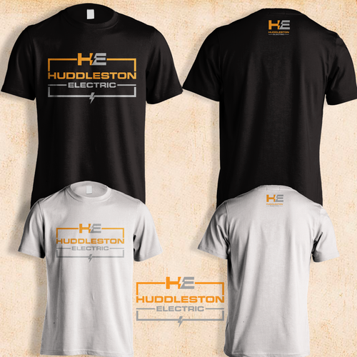 Electrical company Tshirt design | T-shirt contest - photo#50