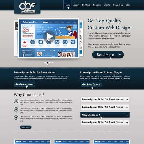 Design finalista por creativedezign