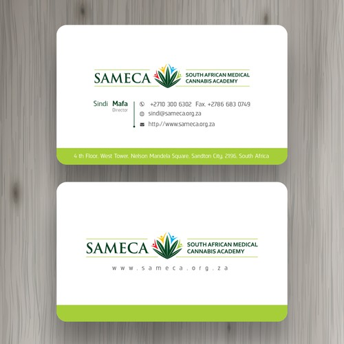 Business Cards For Non Profit Organisation Business Card Contest