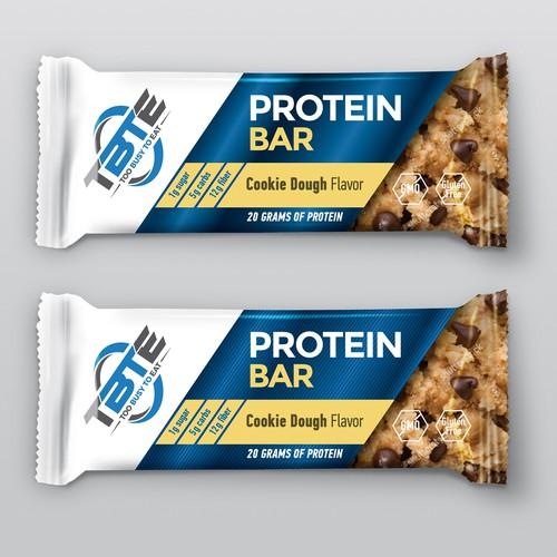 Unique protein bar