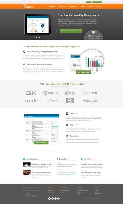 Winning design by webagora