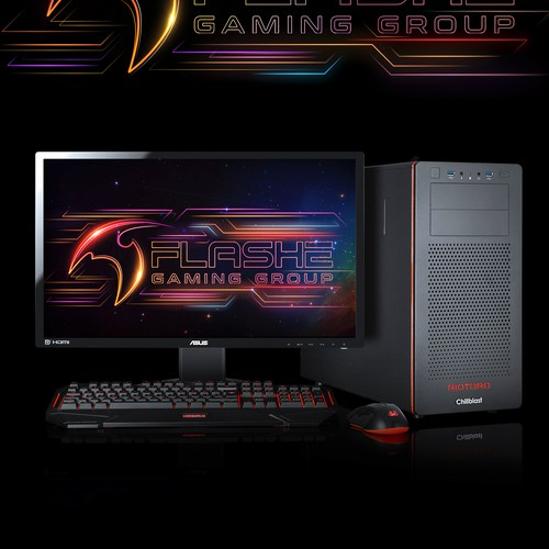 Runner-up design by asrock™