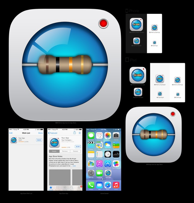 Winning design by faleksandar™