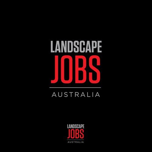 New logo wanted for landscape jobs australia concours for Landscape architecture jobs australia