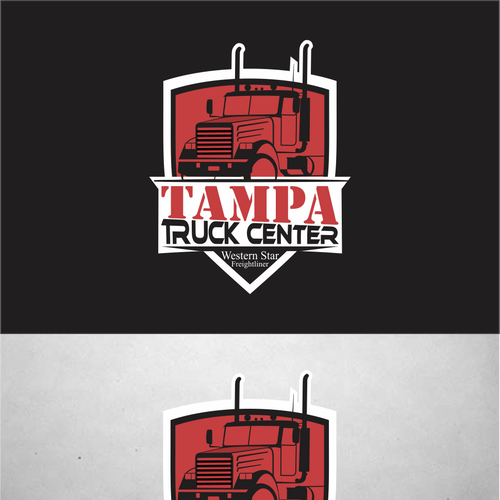 Tampa Truck Center >> Help Tampa Truck Center With A New Logo Logo Design Contest