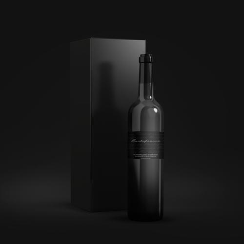 Ontwerp van finalist Zac Moore Design