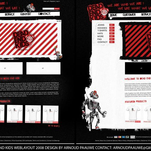Diseño finalista de ArnoudP
