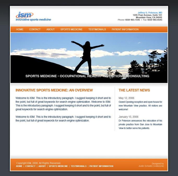 Gewinner-Design von webzyne