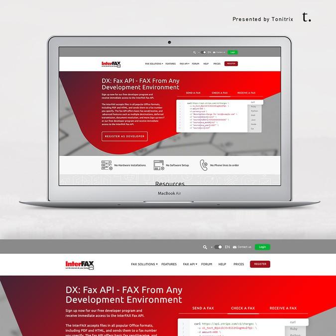 Winning design by Tonitrix