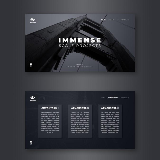 Winning design by ZISSOU DESIGNS