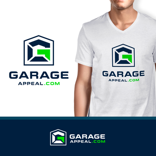 Garage Design Contest By Maserati: Garage Organization Website Needs Powerful New Logo
