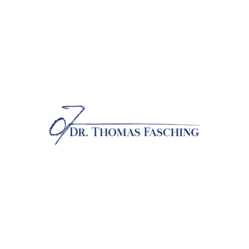 Logo An Ci For Dr Thomas Fasching Specialist In Esthetic