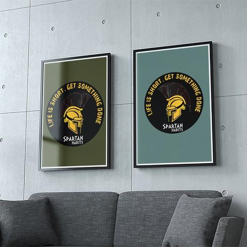 Runner-up design by kldz4983