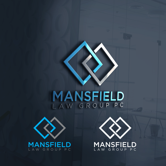 Modern and Classic Bankruptcy Law Firm Logo | Logo design ...  Modern Law Firm Logos