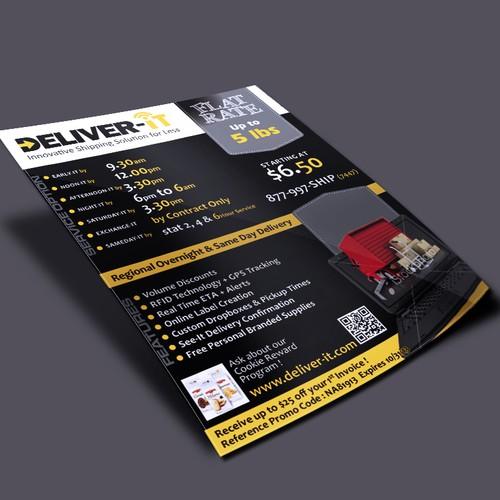 Runner-up design by DK.design™