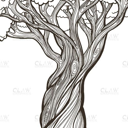 Diseño finalista de Claw Graphics
