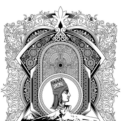 Design finalista por Deniubaidillah