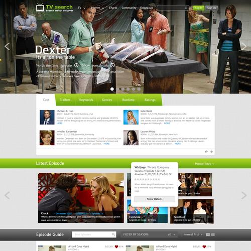 Zweitplatziertes Design von Delegate2Win.org