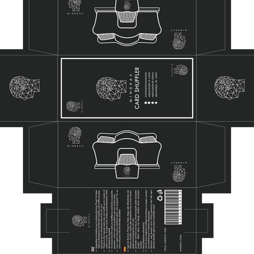 Runner-up design by Fajar Juliandri