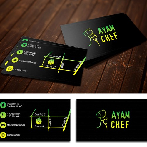 Runner-up design by zixi™