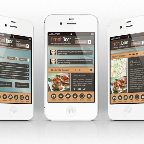 Design finalisti di Tricatel