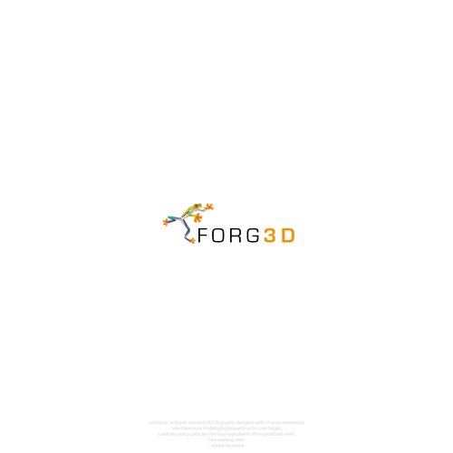 Runner-up design by e,Designer®