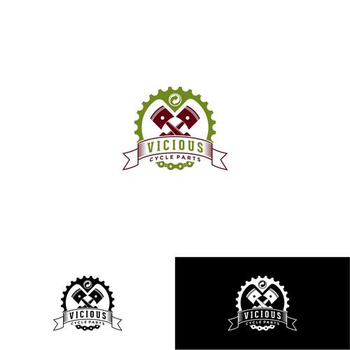Runner-up design by Sajati