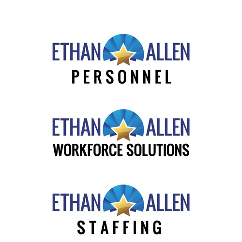 help ethan allen personnel with a new logo logo design