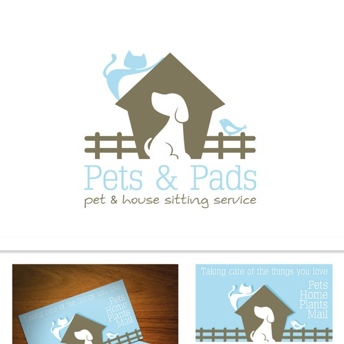 Pet And House Sitting Business Creative