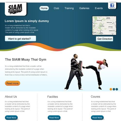 Zweitplatziertes Design von infoweb