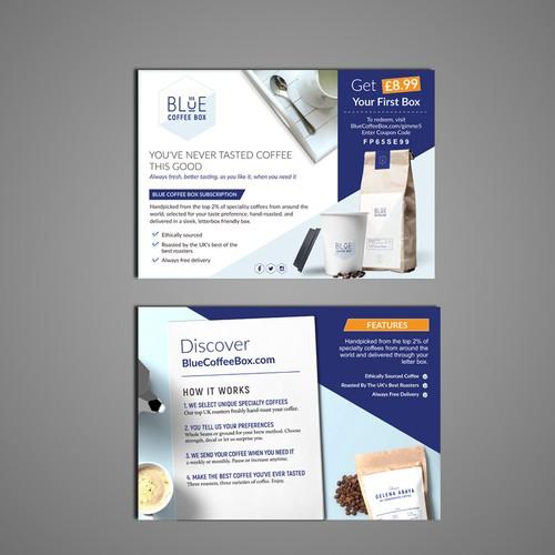 Mailshot Design Ideas